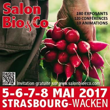 Salon Bio&Co de Strasbourg