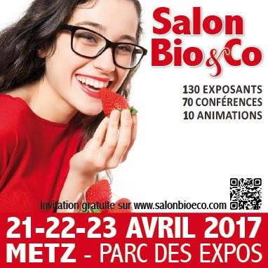 Salon bio&co de metz