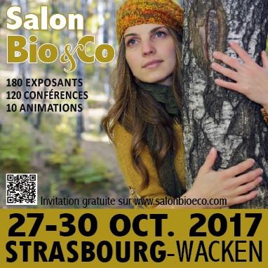 UNIVERS DES AIMANTS au salon BIO&CO de Strasbourg